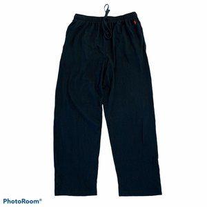 Polo Ralph Lauren Black Pajama Lounge Pants Med